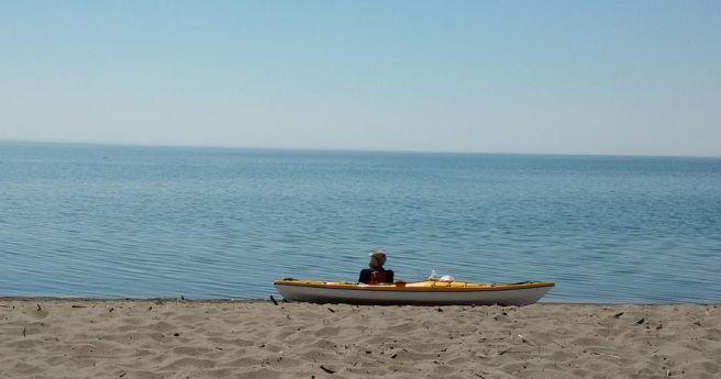 Rouge Beach Lake Ontario