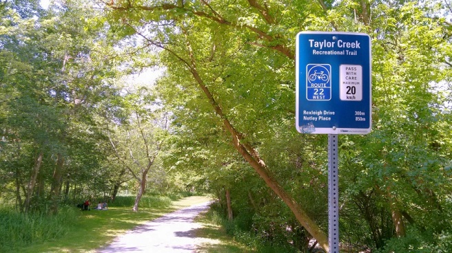 Toronto Taylor Creek Park