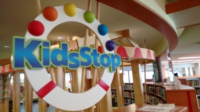 Cedarbrae Library KidsStop