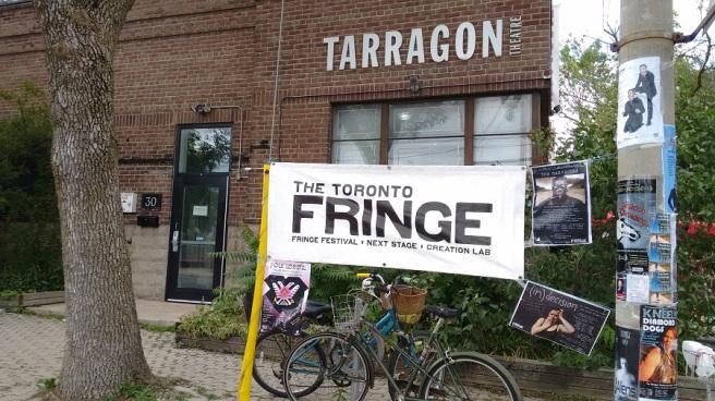 Toronto Fringe Tarragon Theatre